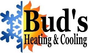 Buds Heating & Cooling Logo