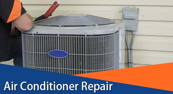 air conditioner repair with buds heating and cooling