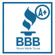 better business bureau a plus rating for buds heating and cooling