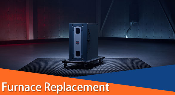 furnace replacement service for trane