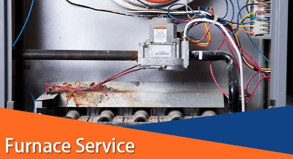 furnace service for buds heating and cooling